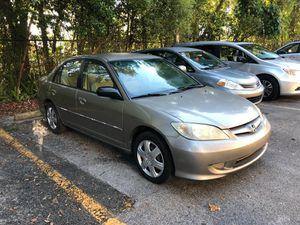 2005 Honda Civic for Sale in Tampa, FL