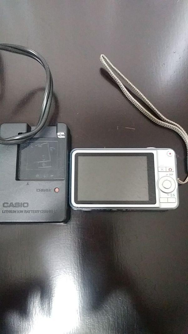Exilim optical Camera