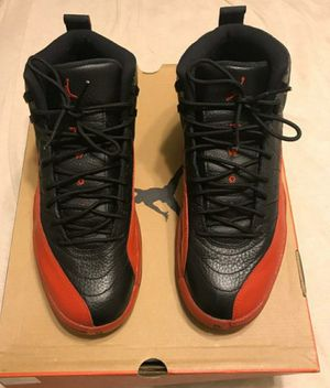 "AIR JORDAN 12 RETRO ""FLU GAME 2009"" for Sale in Houston, TX"