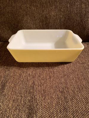 Pyrex Square Baking Dish—Primary Colors Yellow for Sale in Vienna, VA