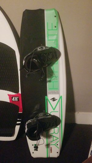 Hyperlite Murray Wakeboard for Sale in Pittsburgh, PA