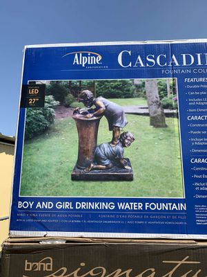 Water Fountain for Sale in Bakersfield, CA