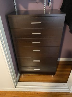 Scandinavian Design Bed, Dresser, and Desk for Sale in Long Beach, CA