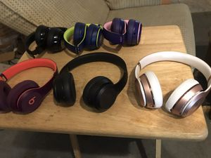 Beats solo 3 wireless headphones for Sale in Orlando, FL