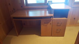 Desk for your office!! VERY good condition! for Sale in Manhattan Beach, MN