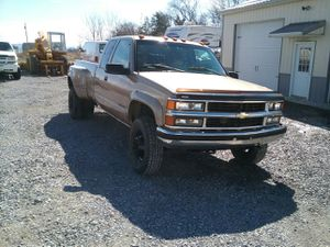 96 chevy k3500 dually for Sale in Troy, WV