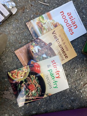 Set of cooking books for Sale in Chelmsford, MA