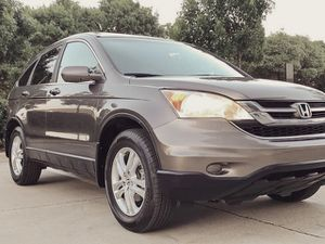 FOR SALE HONDA CRV 2010 WELL MAINTAINED SILVER COLOR for Sale in Sauget, IL