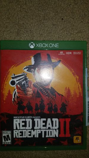 Red Ded Redemption 2 for Sale in Lake Forest, CA