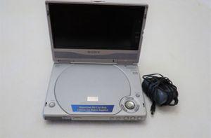Sony DVP-FX1 Portable DVD Player Travel Long Drive CD DVD for Sale in Miami, FL
