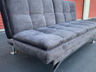 CLEARANCE | COSTCO Sofa Bed Lounger Futon, Gray | LIKE NEW 🔥$50 DOWN for Sale in San Diego,  CA