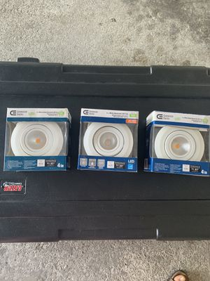 LED CELLING LAMP (set of 3) for Sale in Covina, CA