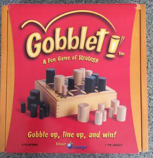 Gobblet board game for Sale in Franklin, TN