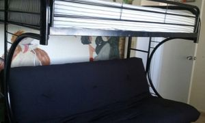 Futon Bunkbed Brans New (Can Deliver) for Sale in Garden Grove, CA