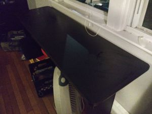 Long Black Table for Sale in Boston, MA