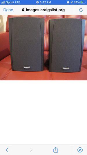 Boston speaker for Sale in Marysville, WA