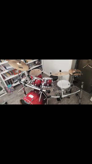 PEARL VISION Berch Complete Drum Set for Sale in Henderson, NV