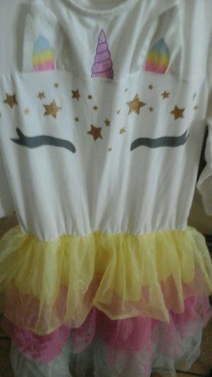 unicorn dress for Sale in Romoland, CA