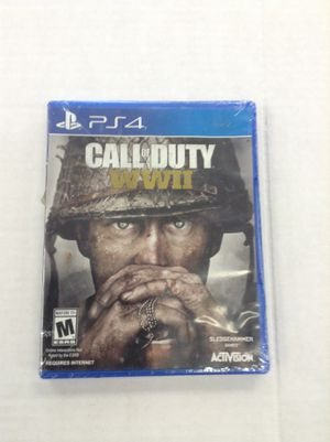 PS4 Game Call of Duty WWII for Sale in Denver, CO