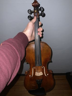 Fine European Full size Violin, Bow, and Case for Sale in Oakland, CA