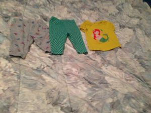 0-3 month baby girl clothes 3 boxes for 15 dollars for Sale in North Port, FL