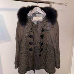 Authentic Burberry Coat for Sale in Elgin, IL