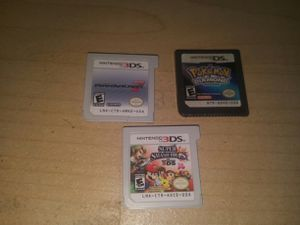 Nintendo 3ds and DS games for Sale in Gaithersburg, MD