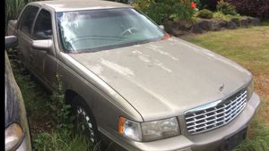 99 Cadillac de Ville. Fully loaded low miles for Sale in Seattle, WA