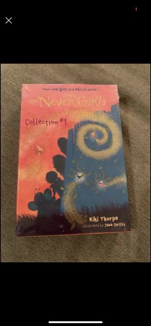 Disney's The Nevergirls book collection for Sale in North Providence, RI