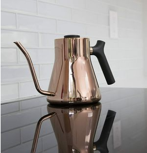 Pour-Over Kettle For Coffee and Tea, 1.0L, Gooseneck Precision Pour Spout, Cooper for Sale in Hollywood, FL
