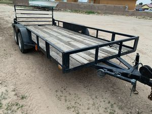 2019 home made trailer (title in hand ) for Sale in Somerton, AZ