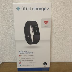 Fitbit Charge 2 (Large) for Sale in Daly City, CA