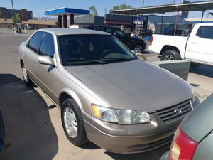 """Toyota Camry LOW MILES , NEED TO GO. """"""""OBO"""""""" for Sale in Tempe, AZ"""