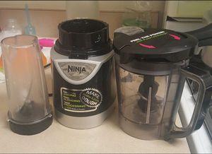 Ninja Pulse Blender Food Processor for Sale in Reston, VA