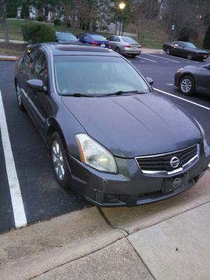 2008 Nissan Maxima for Sale in Germantown, MD