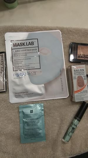 Facial combo, new! for Sale in Riverside, CA