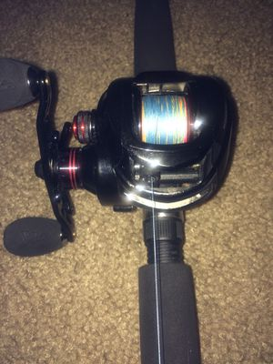 Fishing Combo Kastking Baitcaster for Sale in Chandler, AZ