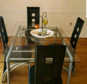 5 Piece Dining Room Set for Sale in Germantown, MD