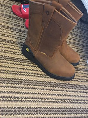 Work boots size 9.5 for Sale in Abingdon, MD