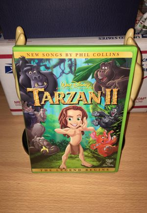Tarzan 2 — DVD for Sale in Cerritos, CA