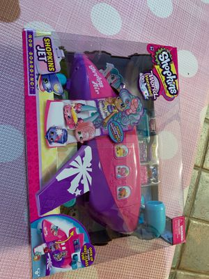 Shopkins jet for Sale in St. Petersburg, FL