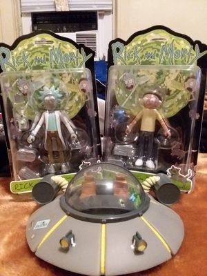 Rick & Morty action figures for Sale in Jersey City, NJ