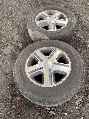 4 rims and tires Ford Explorer 2006 for Sale in Opa-locka, FL