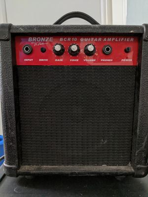 Guitar amp for Sale in Colorado Springs, CO