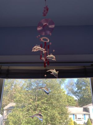 Dolphin wind chime for Sale in Union, NJ