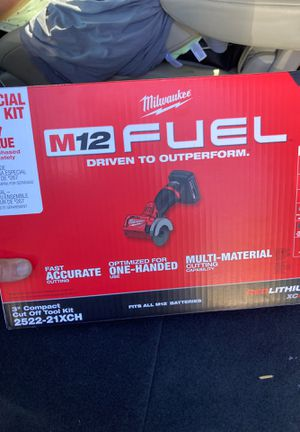 Milwaukee cut off tool for Sale in Payson, AZ