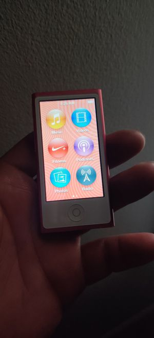 iPod nano for Sale in Archdale, NC
