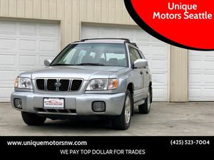 2002 Subaru Forester for Sale in Bellevue, WA