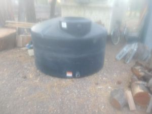 550 gal water storage $500 for Sale in Lakeside, AZ