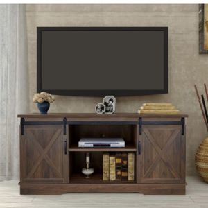 "Forest Series Wooden TV Stand for TVs up to 65"" for Sale in Buena Park, CA"